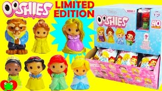 Disney Princess Ooshies LIMITED EDITION Rapunzel Beauty and the Beast