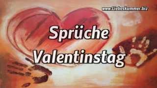 Sprüche Valentinstag