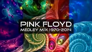getlinkyoutube.com-Pink Floyd - Medley Mix & Visualization