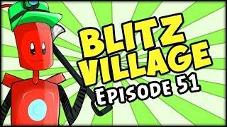 BLITZVILLAGE - MInecraft - Episode 51 - GHOSTBUSTERS!