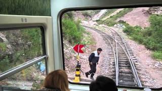 getlinkyoutube.com-Train Ride from Cusco to Machu Picchu, Peru