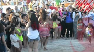 getlinkyoutube.com-وشوشة |  رقص ساخن بين نانسي وفتايات الوايت بيتش  |Washwasha