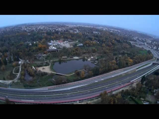 FUN Jasiek12327 Autostrada w dzień i w nocy