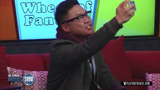 Wheel of Fantasy with Timothy DeLaghetto!   The Playboy Morning Show