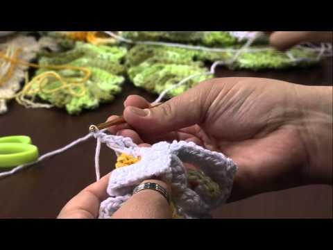 Mulher.com 22/11/2013 Marcelo Nunes - Flor de copo de leite Parte 2/2