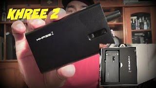 getlinkyoutube.com-Khree Z Mod Review Starter Vape Kit