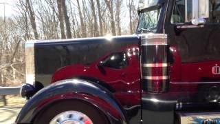 SWEET Peterbilt Rolling Loud & Proud on I95