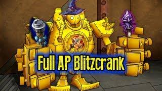 getlinkyoutube.com-The Adventures of Full AP Blitzcrank