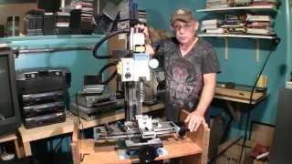 getlinkyoutube.com-A look at the LittleMachineShop com 3960 HT Minimill