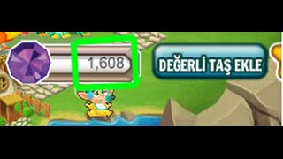 getlinkyoutube.com-Dragon City Proğramsız Gems Hilesi
