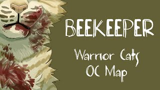 getlinkyoutube.com-(Blood/death tw) Beekeeper Warrior Cats OC MAP