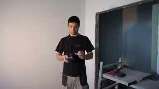 getlinkyoutube.com-Чем мы шлифуем шпаклевку, инструменты для шлифовки.