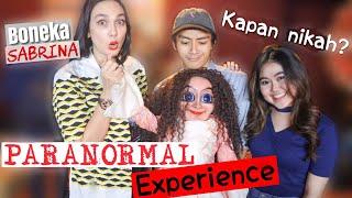 PARANORMAL EXPERIENCE + Nobar Film Sabrina | LUNA MAYA NANYA KITA KAPAN NIKAH