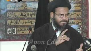 getlinkyoutube.com-Majlis No.1 - Jism Aur Rooh - 2008 - Ayatollah Syed Aqeel-ul-Gharavi