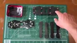 getlinkyoutube.com-ZMR 250 V2 Dry Assembly and Commentary