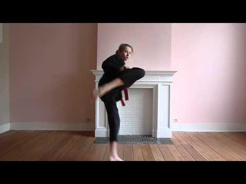 Taekwondo Kicks -4pVgCSyHkls
