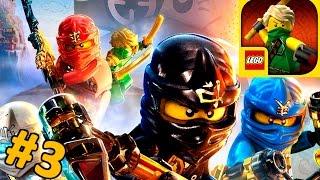 getlinkyoutube.com-Игра Lego Ninjago Tournament - Прохождение и Обзор игры на русском языке. Кока Плей
