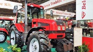 Belarus mtz tractors 2018 new models (xxx.6, xxxx.6)
