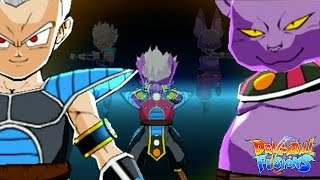 getlinkyoutube.com-CHAMPA'S GODLY FUSION! Universe 6 God of Destruction Replaced! | Dragon Ball Fusions 3DS
