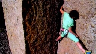 getlinkyoutube.com-Devils Tower - Catherine Destivelle (1992)