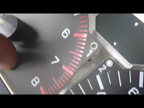 Toyota Petrol Tacho to 1uzfe VVti ECU signal
