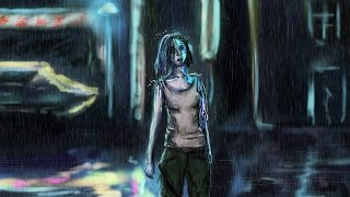 getlinkyoutube.com-Girl In The Rain- Speedart