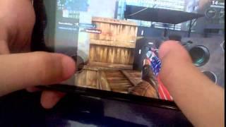 getlinkyoutube.com-Modern Combat 5 bug/glitch   1er video :D