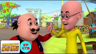 getlinkyoutube.com-Bahaduri Puraskar - Motu Patlu in Hindi