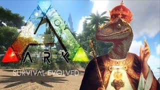 getlinkyoutube.com-RAPTOR JESUS GIB MIR KRAFT! - Ark: Survival Evolved (Deutsch/German) Let's Play Ark: Online Coop
