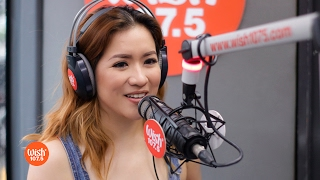 Angeline Quinto sings