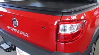 getlinkyoutube.com-Auto Futura TV - Fiat Strada 1.4 Working CD (3Lugares) - 2014 (VENDIDO)