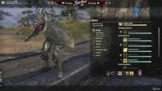 getlinkyoutube.com-ESO: One Tamriel - PvP Tank Build (Templar)
