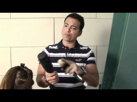 Rodrigo Cintra revela alguns truques para uma escova perfeita