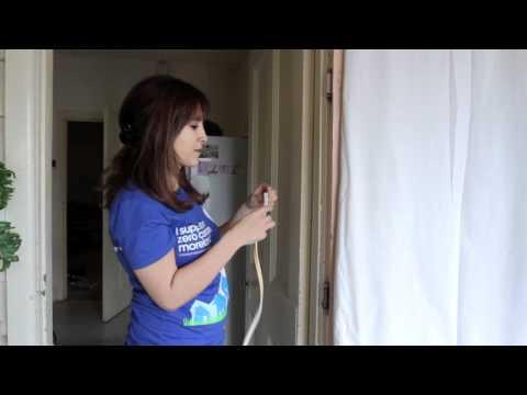 Come eliminare gli spifferi delle finestre in legno fai da te mania - Eliminare condensa dalle finestre ...