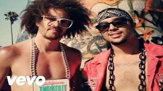 getlinkyoutube.com-LMFAO - Sexy And I Know It (Behind The Scenes)