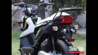 getlinkyoutube.com-Honda Zoomer X