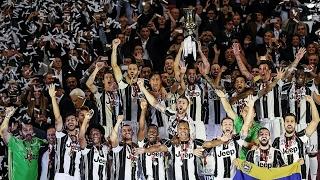 Juventus Juara Piala Coppa italia 2016/2017