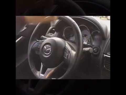 Как снять подушку безопасности : Mazda CX-5 2013 - Volanty.cz