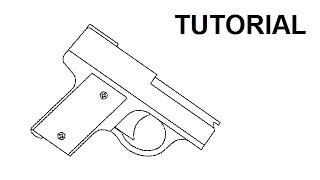 getlinkyoutube.com-Tutorial — Lilliput rubber band gun