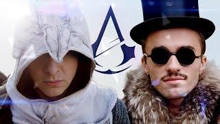 getlinkyoutube.com-NORMAN - ASSASSIN DES TEMPLIERS (ft Squeezie) 4K