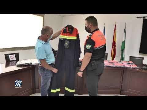 Nuevos uniformes para Protección Civil
