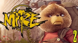 getlinkyoutube.com-WHO'S YOUR VLADDY?   Maize   02 - Angry Russian Teddy Bear Simulator