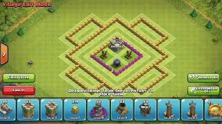 unlurable th7 farming base! (clash of clans)