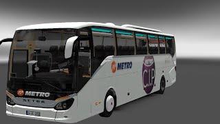 getlinkyoutube.com-euro truck simulator 2 (ets2) mod v1.20 [car/bus] : Setra 516 HDH