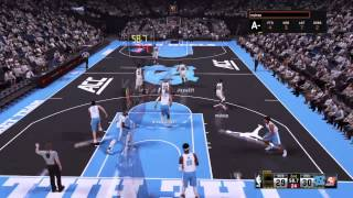 getlinkyoutube.com-NBA2K16 ProAm Gameplay | Close Game | Clutch Plays | #TeamTakeoff