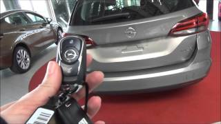 getlinkyoutube.com-New Opel Astra V Sports Tourer 1.4 Turbo ELITE 2016