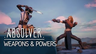 Absolver - 'Weapons and Powers' Trailer