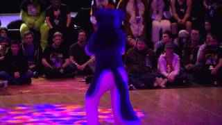 getlinkyoutube.com-Midwest Furfest 2014 Dance Comp: 17 Kai