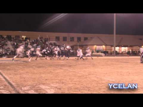 Sickest Juke in High School Football?!? Petey Williams with a MATRIX!