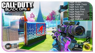 HOW TO HACK in BLACK OPS 3!!